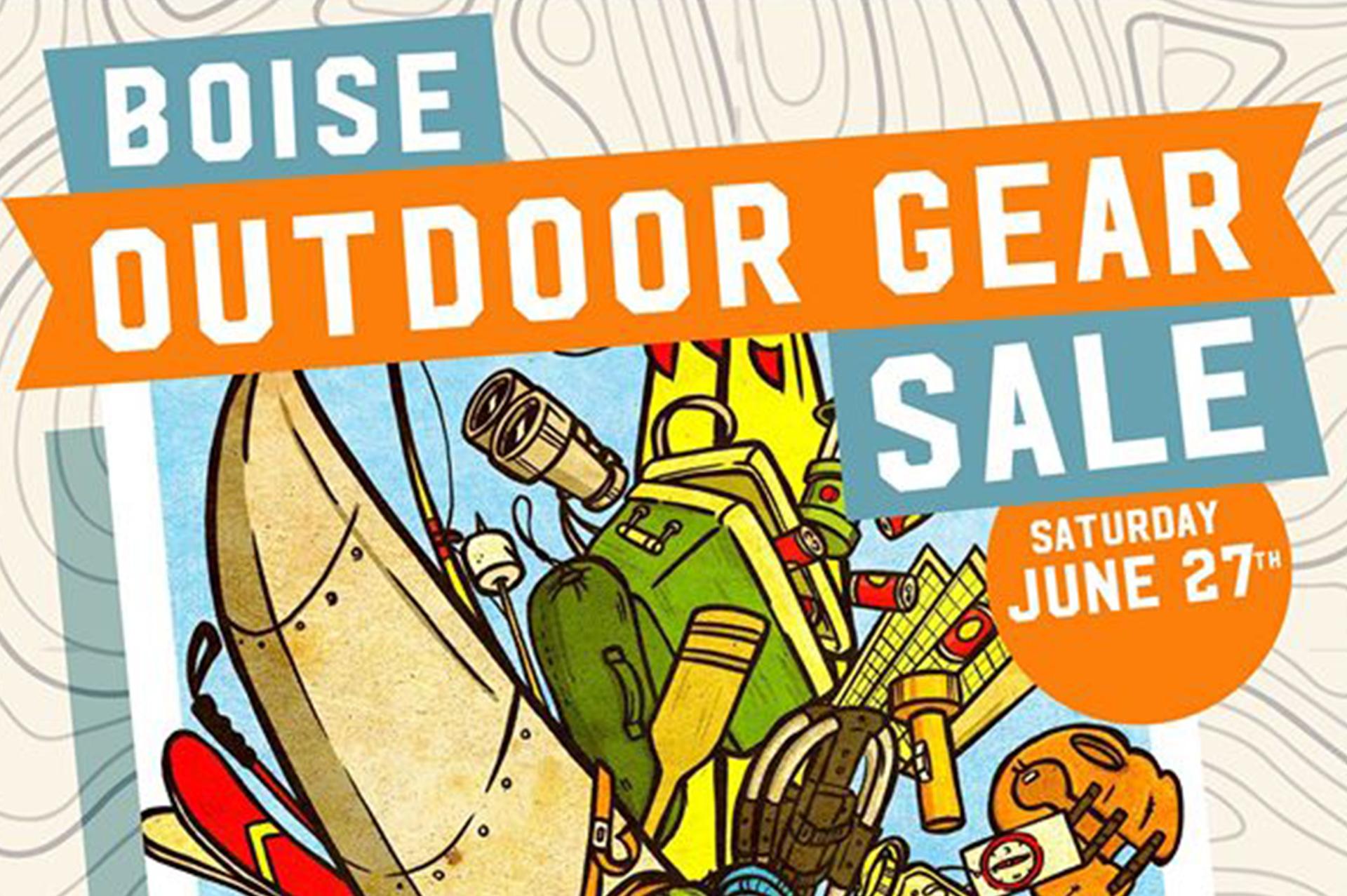 boise outdoor gear sale
